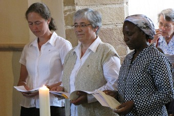 Final vows and the celebration of our 50 years in Taizé