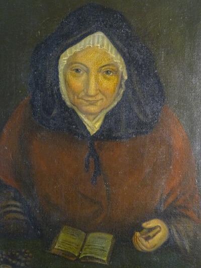 Séraphine Hauvarlet, prieure