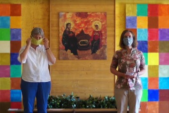 Our mission in Taizé during the pandemic