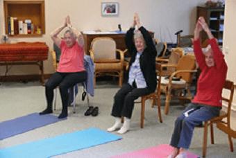 Lees meer over het artikel Community yoga